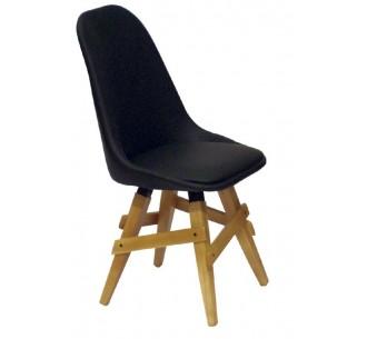 Dottore DIV ξύλινη καρέκλα