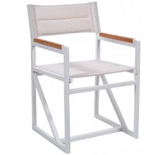 Mahala πολυθρόνα αλουμινίου