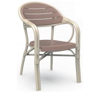 Bamboo πολυθρόνα