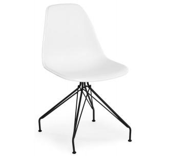 EOS-X καρέκλα με μεταλλικά πόδια