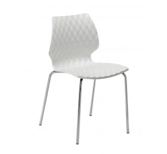 Uni 550 καρέκλα χρωμίου