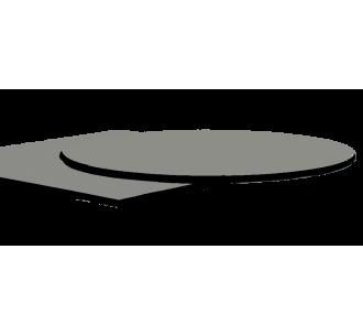 871 Γκρι επιφάνεια HPL 12mm