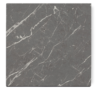 9150 Μαύρο μάρμαρο επιφάνεια HPL 12mm