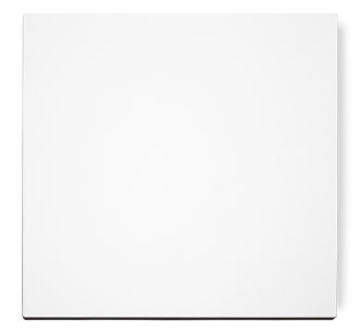 410 white επιφάνεια HPL 10mm