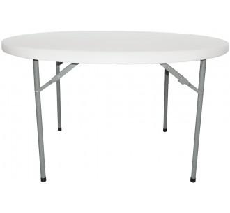 Paris Ø122 πτυσσόμενο τραπέζι ροτόντα