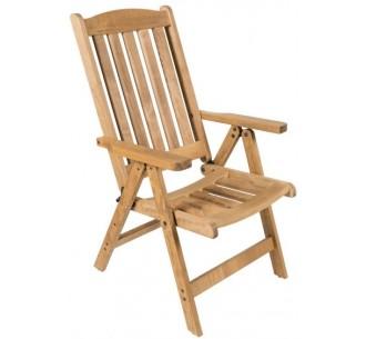 AVG248 πολυθρόνα ξύλινη