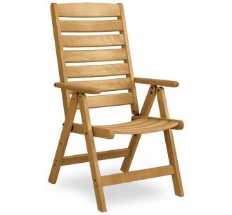 AVG244 πολυθρόνα ξύλινη
