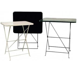 Καφενείου πτυσσόμενο τραπέζι