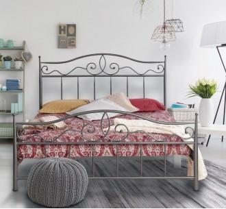 MC60 μεταλλικό κρεβάτι