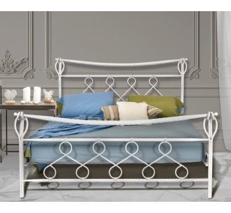 MC81 μεταλλικό κρεβάτι