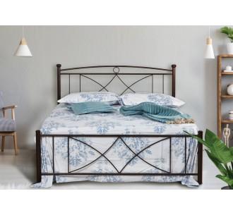 MC16 μεταλλικό κρεβάτι