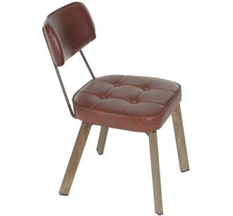 Corner-S μεταλλική καρέκλα