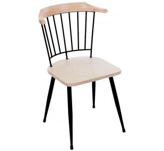India μεταλλική καρέκλα