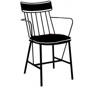 Mercy μεταλλική πολυθρόνα